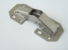 stainless steel hinge without spring