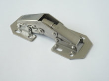 stainless steel hinge 304inox with standard spring